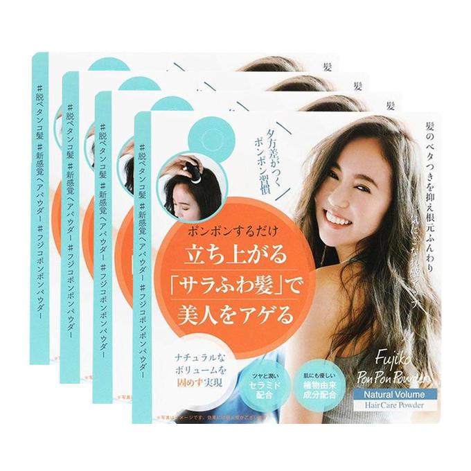 【多庆屋】【免邮】Fujiko 头发ponpon蓬松粉 蓬蓬粉 8g4