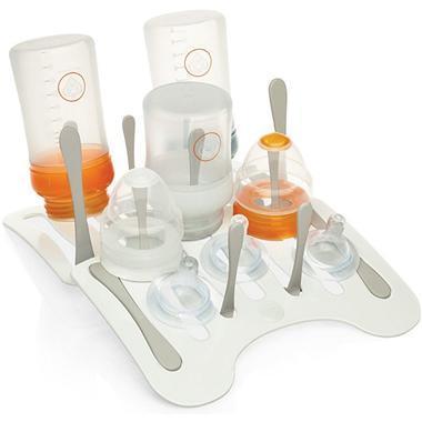 【用码立减2美金】美狮宝折叠干燥架 奶瓶晾干架 餐具收纳置物架