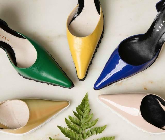 拒绝撞款 5个超有创意的欧美小众鞋品牌推荐