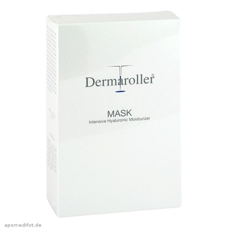 【德国BA】Dermaroller 玻尿酸精华面膜 10片