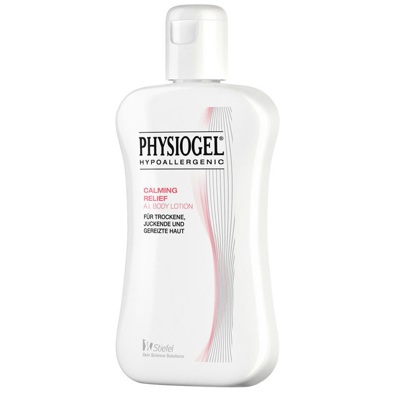 【德国BA】【三件包邮】PHYSIOGEL 霏丝佳 AI版抗敏抗氧化舒缓身体乳液 200ml