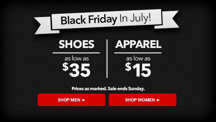 Joes新百伦折扣官网年中小黑五促销 精选鞋款低至$35+服饰低至$15
