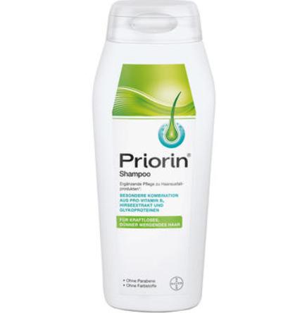 【德国DC】Priorin 防脱洗发水 200ml 适合脱发/发量越来越稀薄的人群