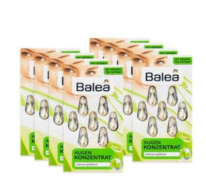 【德国DC】Balea芭乐雅 绿茶素深度抗皱保湿精华胶囊 7日量8