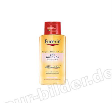 Eucerin 优色林弱酸性沐浴油 卸除身体防晒/温和保湿 200ML
