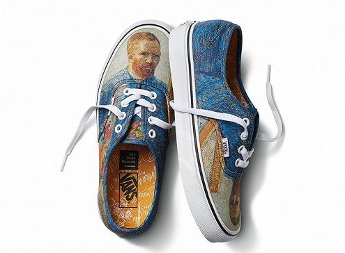Vans x Van Gogh Museum联名系列发布