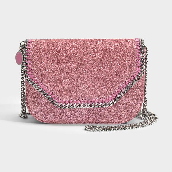 Stella Mccartney Glitter Falabella Box 迷你女士托特手提包 +Sophie Hulme The Quick 大号女士包袋