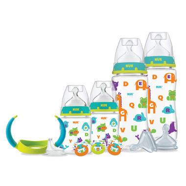 【美国Babyhaven】【无门槛立减2美金】NUK 纳克 标准新生儿奶瓶礼品套装-PP材质