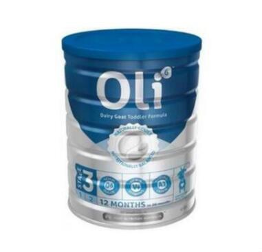 【澳洲Amcal】Oli6 婴幼儿配方羊奶粉 3段 800g (可购两罐)