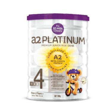 【澳洲Amcal】A2 白金系列 婴幼儿配方奶粉 (4段)3岁+ 900g