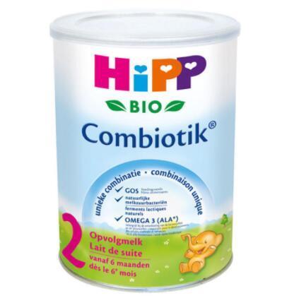 【荷兰DOD】【断货王限量到货】Hipp 荷兰版喜宝 有机益生菌婴儿奶粉标准2段(适合6+个月以上婴幼