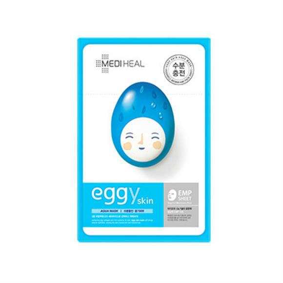 美迪惠尔 鸡蛋嫩滑保湿面膜10片+美迪惠尔 鸡蛋嫩滑弹力面膜10片