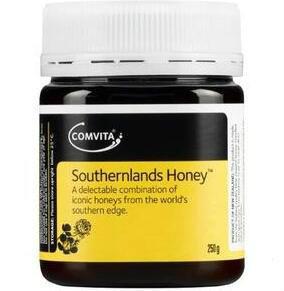 【新西兰PD】Comvita 康维他 南岛野地蜂蜜 250g