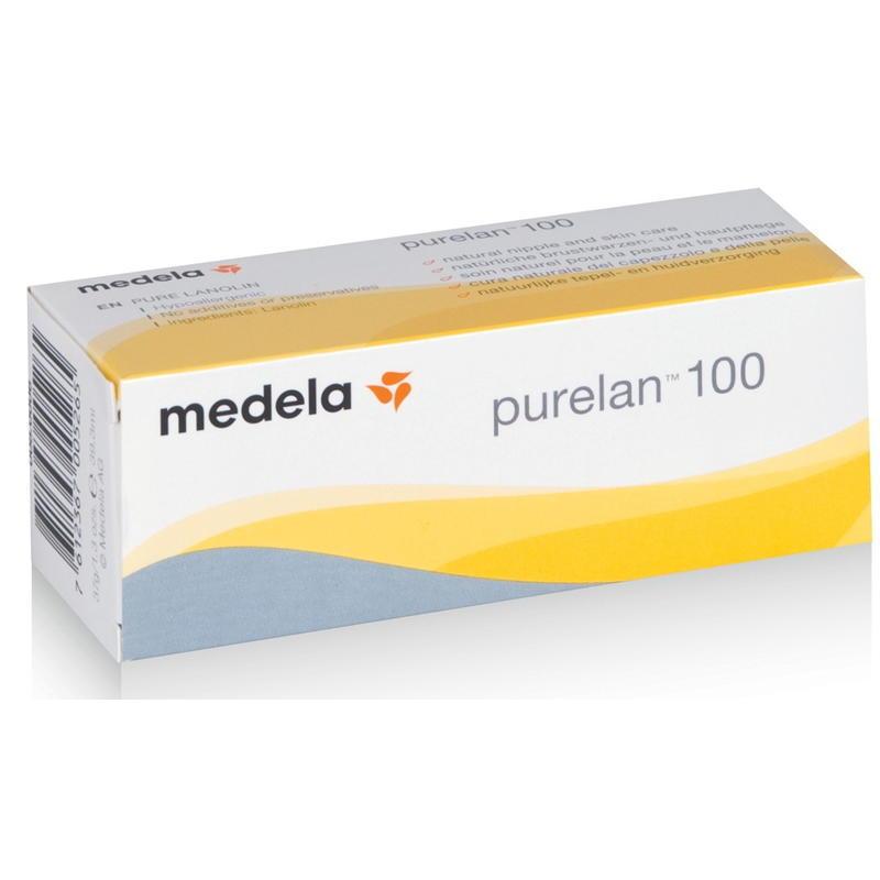 Medela 美德乐 羊毛脂乳头龟裂修复滋润膏 37g