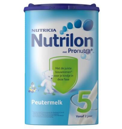 【荷兰DOD】Nutrilon 牛栏 婴幼儿5段成长配方奶粉 800g