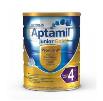【澳洲CD药房】Aptamil 爱他美 金装4段婴幼儿配方奶粉 (2岁以上) 900g