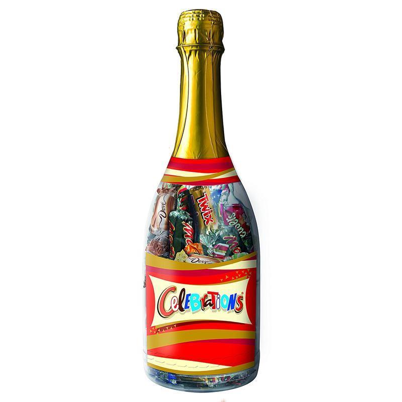 Mars CELEBRATIONS 玛氏 什锦巧克力礼瓶装 312g
