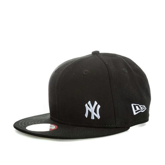 New Era  9Fifty系列 男士纽约洋基队平檐棒球帽+ADIDAS  男士纯棉三叶草宽松短袖T恤