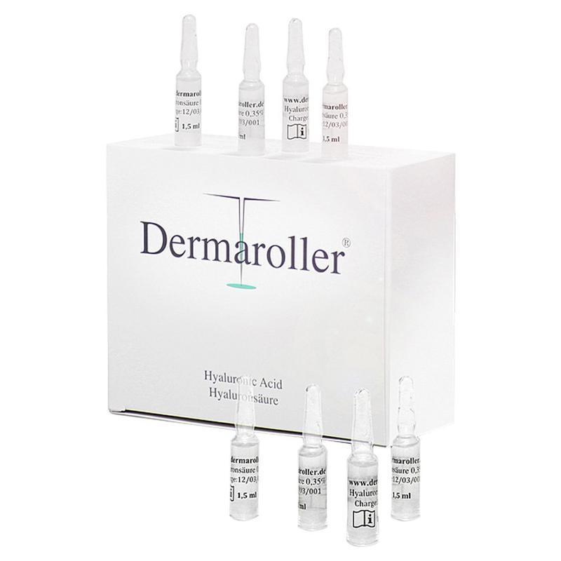 Dermaroller 玻尿酸原液 30X1.5ml 换肤疗法