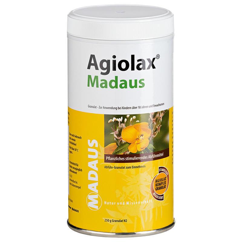 Agiolax 马博士 艾者思 植物通便颗粒(新款) 250g 缓解便秘 通便