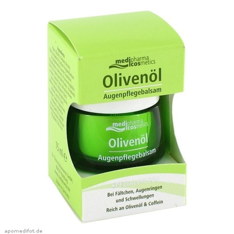 【德国BA】Olivenol 德丽芙天然橄榄油精华眼部护理霜 15ml
