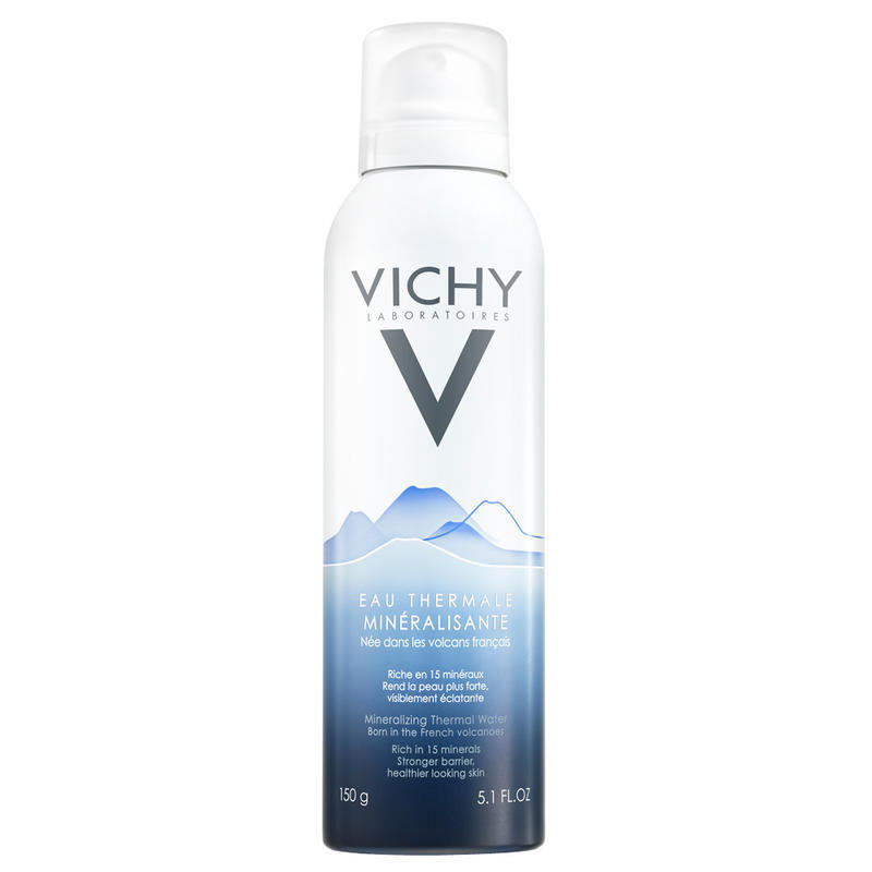 Vichy 薇姿 温泉矿物水喷雾/定妆喷雾 舒缓肌肤/补水保湿 150ML