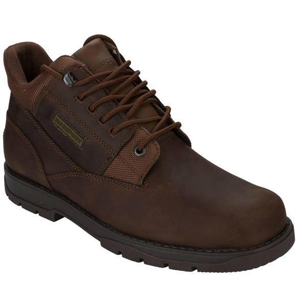 Rockport Treeline Hike男士休闲牛津短靴+Rockport 男士Rydley Mudguard Slip on 2运动休闲鞋+New Era9 Forty系列 男士