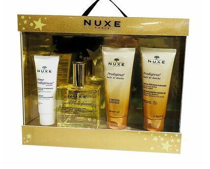NUXE 欧树 全效万能油惊喜套盒 €36.99(约¥295.36)