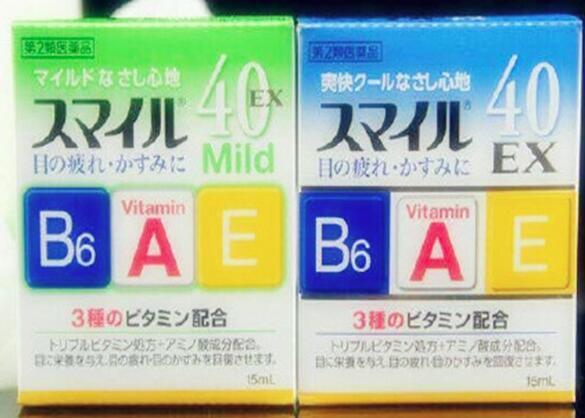 日本好用的眼药水排名