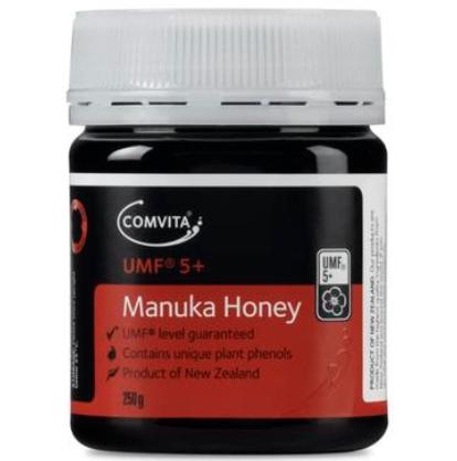 【澳洲PO药房】Comvita 康维他 麦卢卡蜂蜜UMF5+ 250g