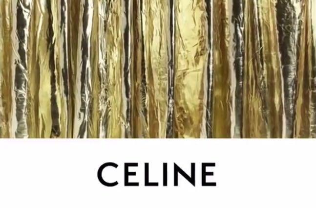奢侈品品牌CELINE换了新Logo 时尚界正拭目以待