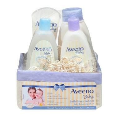 【美国Babyhaven】Aveeno 艾维诺 妈妈宝宝日常洗护套装 1套