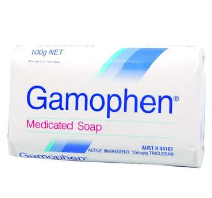 【澳洲PO药房】Gamophen 香皂 100g(控油、祛痘)