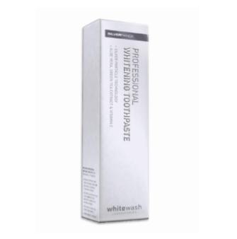 【澳洲CD药房】WhiteWash 专业银色粒子美白牙膏 125ml