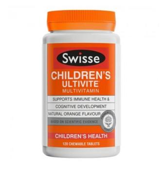 【澳洲CD药房】Swisse 儿童专用复合维生素 120粒