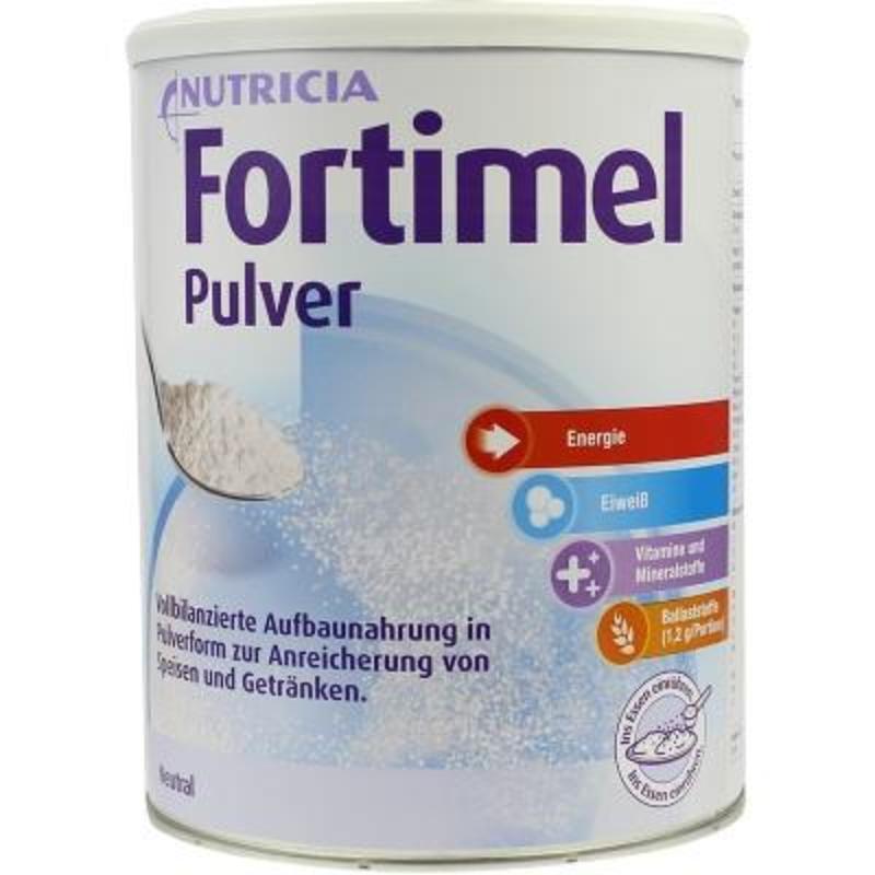 Nutricia纽迪希亚补充能量/蛋白质/膳食纤维营养粉为老年人/厌食症患者补充每日所需营养670g