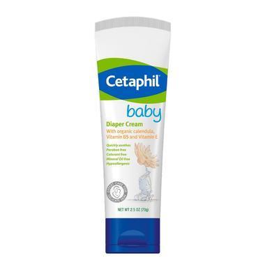 【美国Babyhaven】Cetaphil 丝塔芙 婴儿防尿布疹护臀膏 2.5盎司(约70g)
