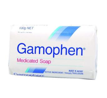 【澳洲CD药房】Gamophen 香皂 100g(控油、祛痘)