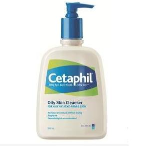 【新西兰PD】Cetaphil 丝塔芙 油性皮肤控油洁面乳 500ml