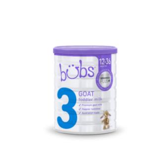 【澳洲CD药房】Bubs 贝儿 婴幼儿羊奶粉3段 800g
