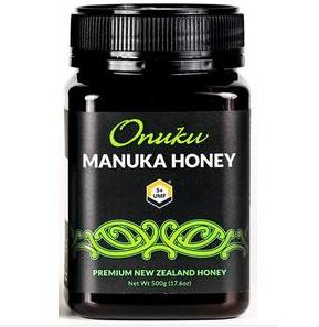 【新西兰PD】Onuku 麦卢卡蜂蜜 UMF 5+ 500g
