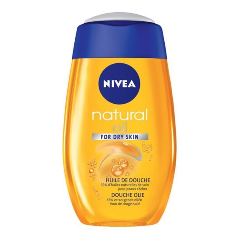 【荷兰DOD】Nivea妮维雅 自然沐浴油 (干性肌肤适用)200ml