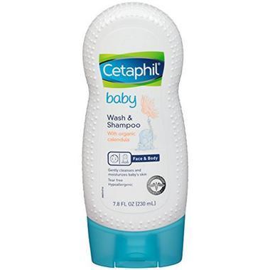【美国Babyhaven】Cetaphil 丝塔芙 婴儿洗发水沐浴露 二合一  约228毫升