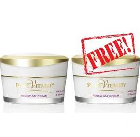 【新西兰PD】Pure Vitality 麦卢卡蜂蜜蜂毒活力修复日霜 30g