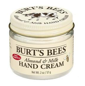 【新西兰PD】Burt&#039s Bees 小蜜蜂 牛奶杏仁蜂蜡护手霜 保湿滋润防裂口孕妇可用 57g