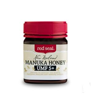 【新西兰PD】Red Seal 红印 新西兰麦卢卡蜂蜜 UMF5+ 250g