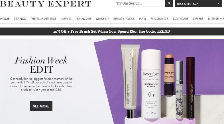 英国beautyexpert新人有哪些优惠 beautyexpert新人优惠
