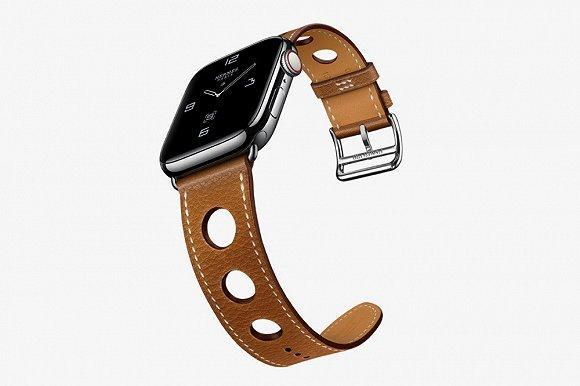 苹果x爱马仕全新Apple Watch Series 4将于9月21开售