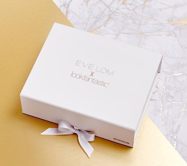 EVE LOM X lookfantastic联合超值5件套礼盒折后£55+限时税补
