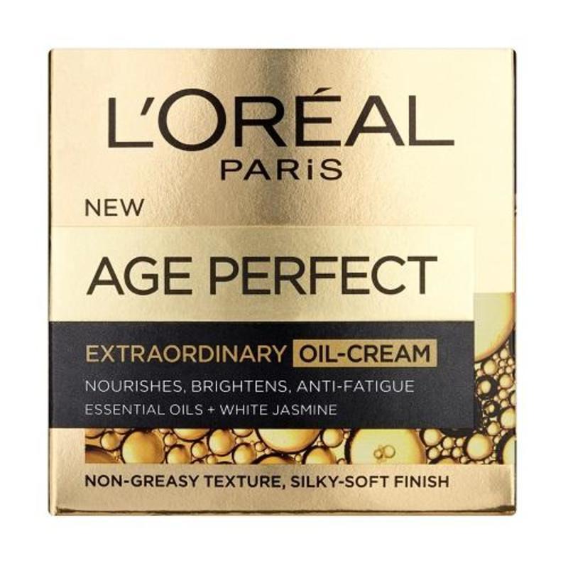 【荷兰DOD】L'Oreal Paris 巴黎欧莱雅 抗衰老驻颜精华日霜 50ml